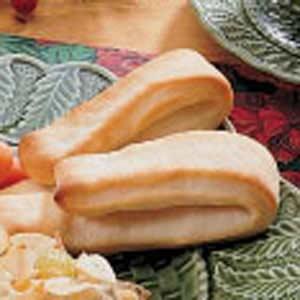 Buttered Breadsticks Recipe