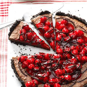 Black Forest Tart Recipe