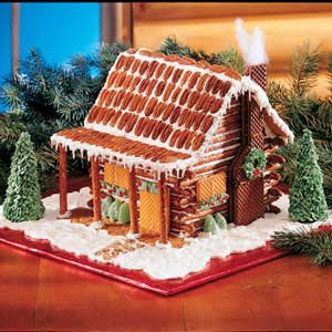 Pretzel log cabin recipe taste of home pretzel log cabin maxwellsz