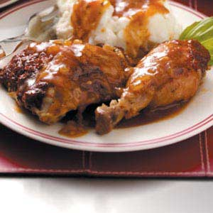Sweet 'n' Tangy Chicken Recipe