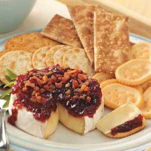 Chutney-Topped Brie Recipe
