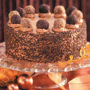 Chocolate Orange Torte Recipe