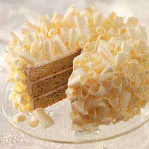White Chocolate Torte Recipe