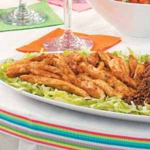 Spicy Seasoned Chicken Recipe