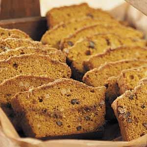Pumpkin Pecan Loaves for a Crowd Recipe