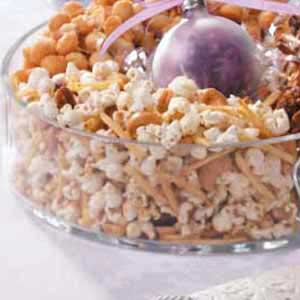 Herbed Popcorn Recipe