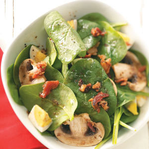 Super Spinach Salad