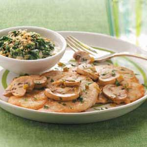 Tangy Turkey Saute Recipe