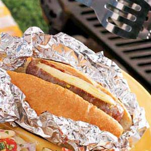 Tailgate Sausages Recipe