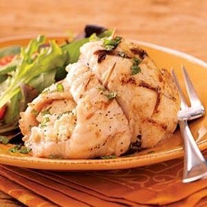 Greek Grilled Catfish Recipe