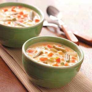 Cheese Potato Soup Recipe