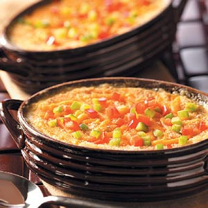 Individual Seafood Casseroles Recipe