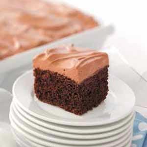 Light Peanut Butter Chocolate Cake Recipe