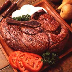 Marinated Iowa Beef Recipe