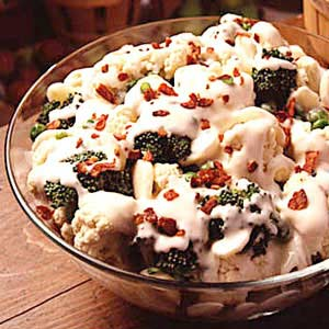 Sally's Vegetable Salad