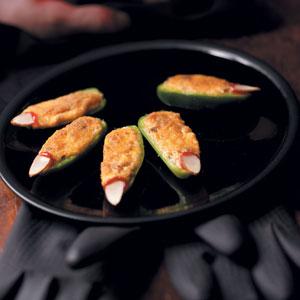Pepper Popper Fingers Recipe