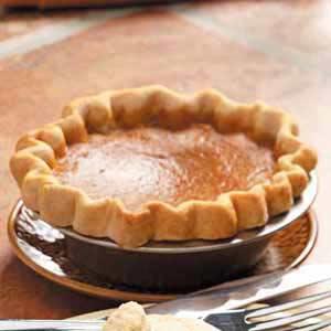 Tasty Maple Pumpkin Pie Recipe