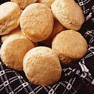 Pillow Potato Biscuits Recipe