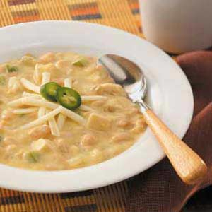 Hearty White Chili Recipe