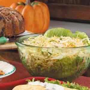 Tarragon Coleslaw Recipe