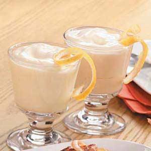 Light Lemon Mousse Recipe