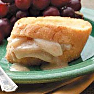 Pear-Mascarpone French Toast Recipe