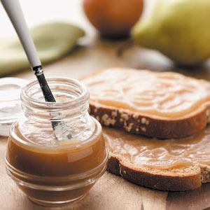 Pear-adise Butter Recipe