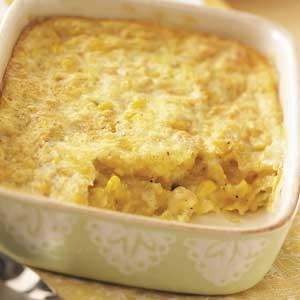 Creamy Baked Corn Recipe