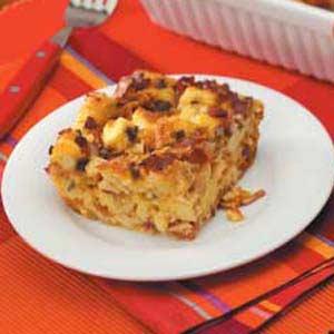 Cajun-Style Brunch Bake Recipe