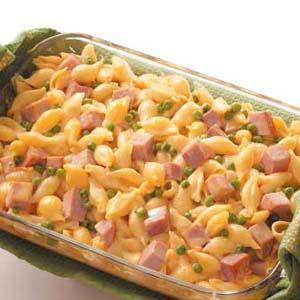 Ham 'n' Cheese Pasta Recipe
