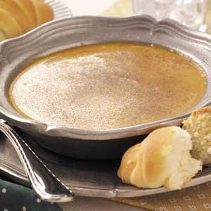 Apple Pumpkin Soup Recipe