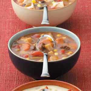 Beef Soup in a Hurry Recipe