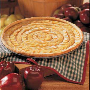 Autumn Apple Tart Recipe