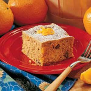 Citrus Gingerbread Recipe