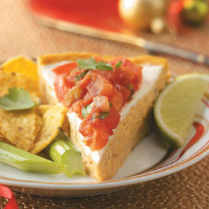 Mexican Cheesecake Recipe