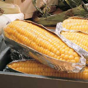 Zesty Grilled Corn Recipe