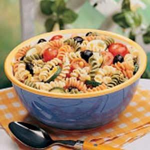 Picnic Pasta Salad Recipe