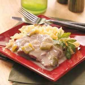 Steak and Mushroom Sauce Recipe