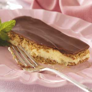 recipe: calories in a chocolate eclair with cream [17]