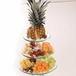 Nutty Fruit N Cheese Tray Recipe Taste Of Home