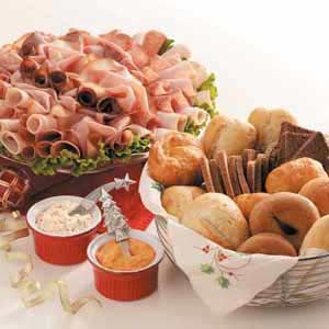 Deli Sandwich Party Platter Recipe