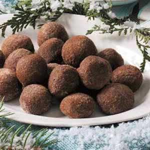 Cappuccino Truffles Recipe