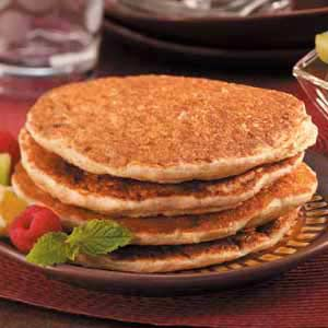 High-Octane Pancakes Recipe