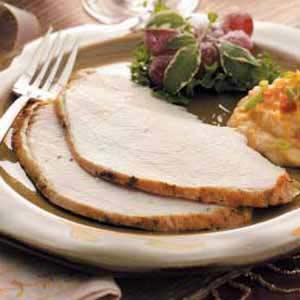Savory Turkey Breast Recipe