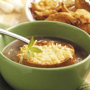 Caramelized French Onion Soup
