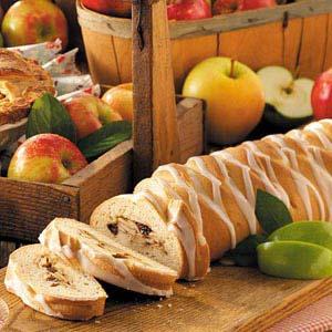 Apple Coffee Cake Braid Recipe