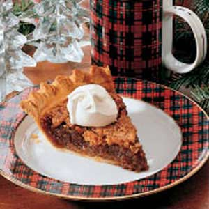 Walnut  Applesauce Pie Recipe
