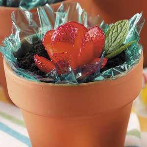 Cookie Pudding Pots Recipe