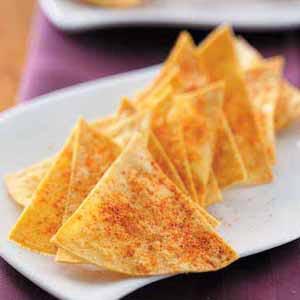 Zippy Tortilla Chips Recipe