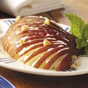 Ricotta Pear Dessert Recipe